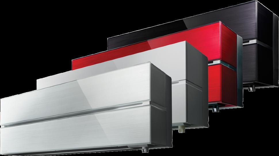 Настенный инверторный кондиционер MSZ-LN50VGR / MUZ-LN50VG Mitsubishi Electric