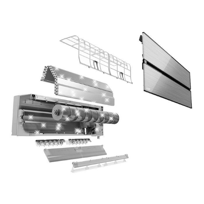 Настенный инверторный кондиционер MSZ-LN35VGW / MUZ-LN35VG Mitsubishi Electric