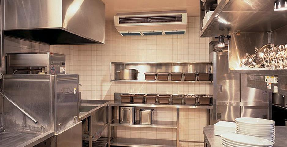 Кондиционер для кухни подвесной PCA-RP71HAQ Mitsubishi Electric