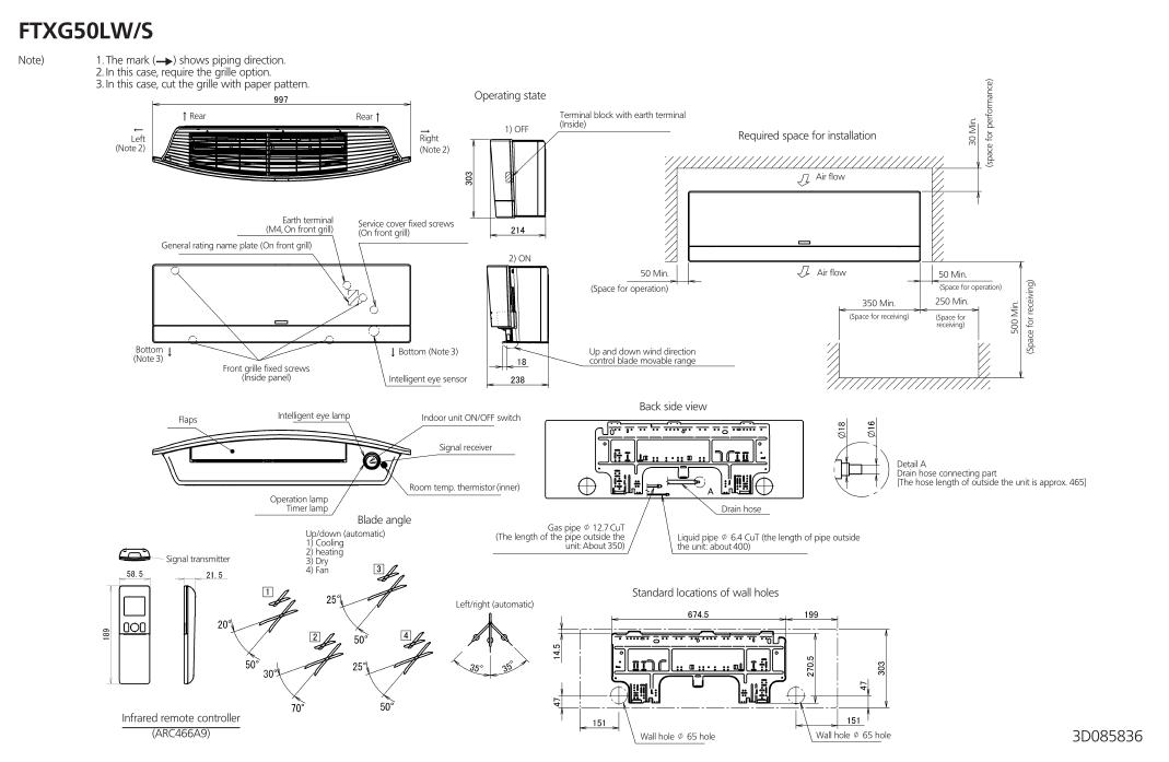 Схема монтажа Daikin FTXG50LS _ RXG50L_page-0001